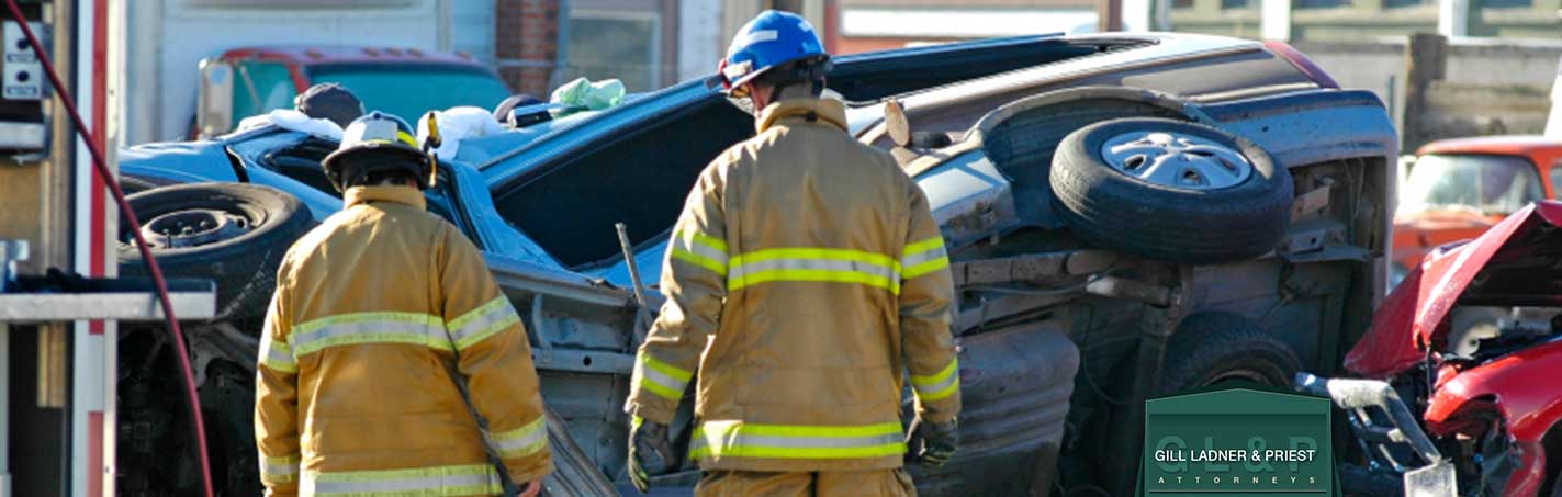 Injured in a car wreck? Call us Now.
